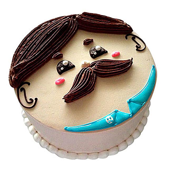 Lovely Designer Cake Send Birthday Cakes For Him