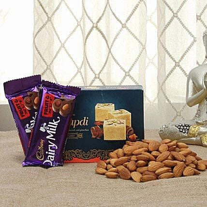 Luminous Sweet N Crunch: Sweets & Dry Fruits for Eid