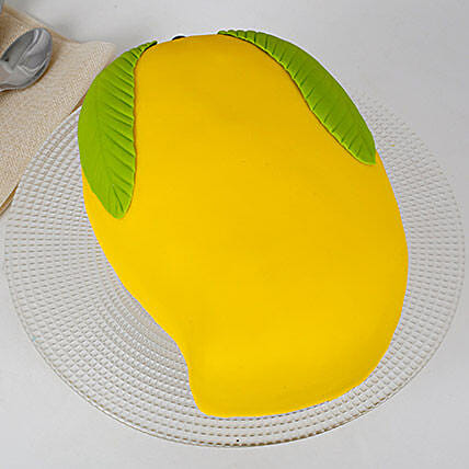 Mango Lovers Delight Cake: Fathers Day Designer Cakes