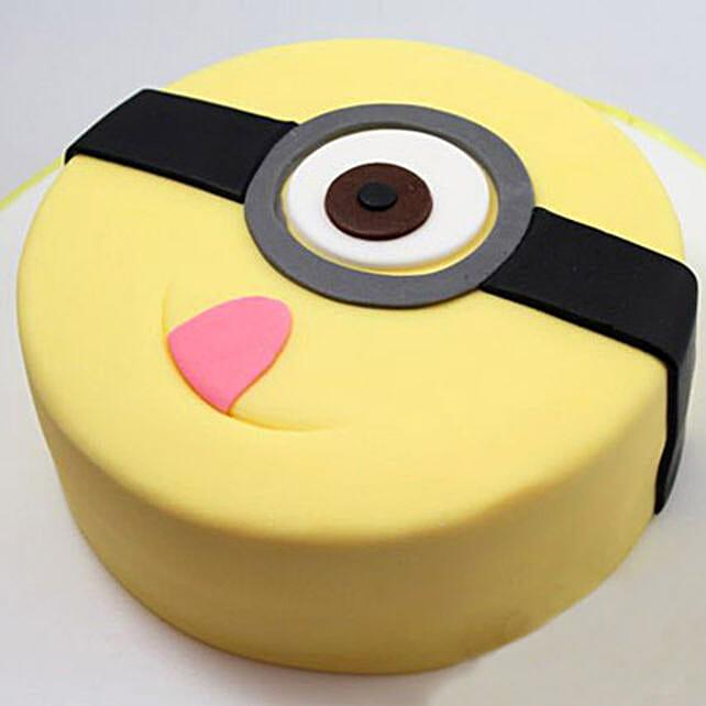 Minion Stuart Cake: Send Designer Cakes