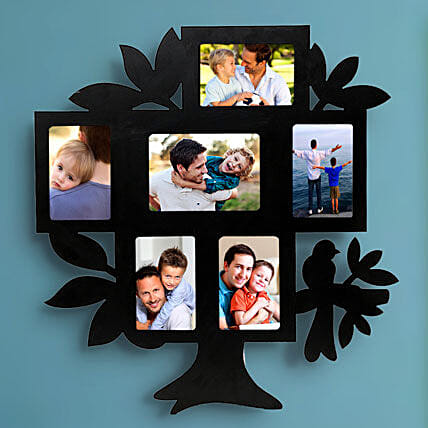 Pampering Love Personalized Frame: Gifts for Basant Panchami