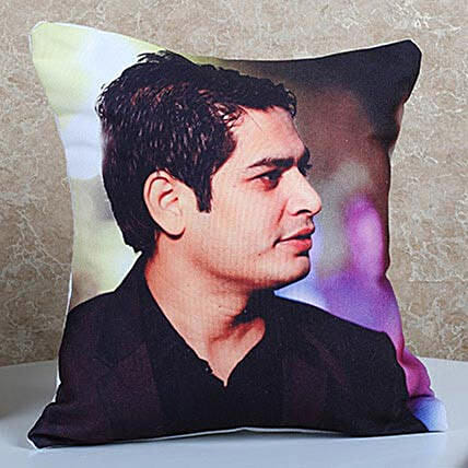 Personalised Cushion for Him: Personalised gifts for anniversary