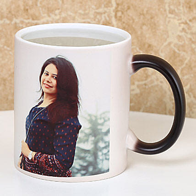 Personalized Color Changing Mug: Buy Coffee Mugs