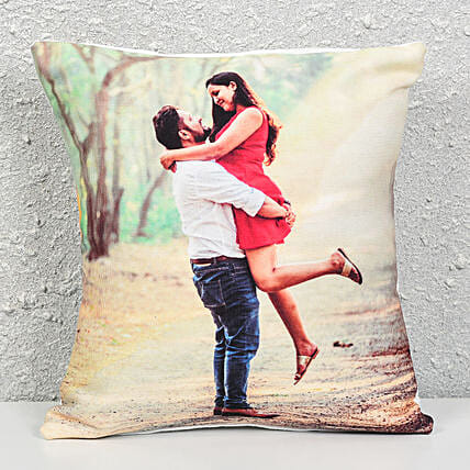 Personalized Cushion Gift: Gifts to Bilaspur