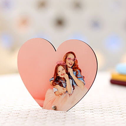 Personalized Heart Frame: Photo Frames