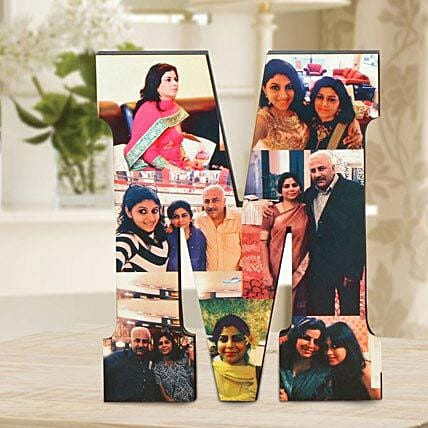 Personalized M Table Top: Table tops Gifts