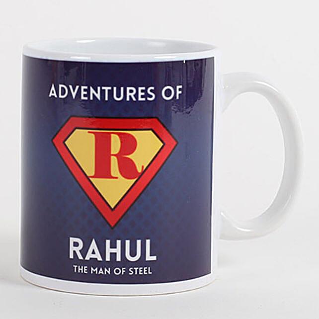Personalized Mug for Adventurous Buddy: Personalised Mugs