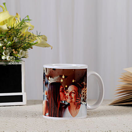 Personalized Mug For Her: Friendship Day Personalised Mugs
