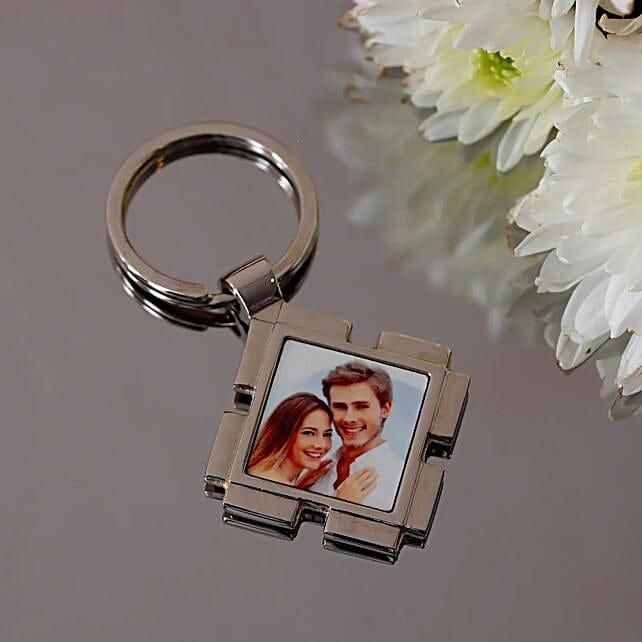 Personalized Valentine Keyring: Personalised Keychains