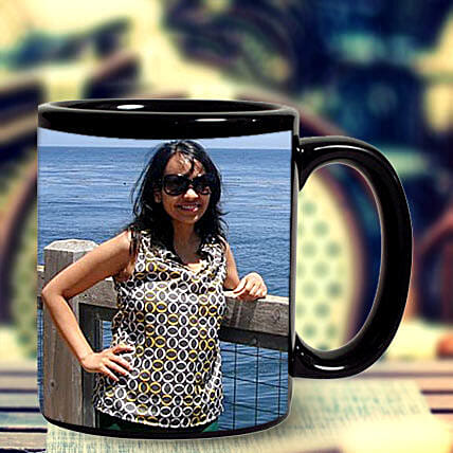 Photo Mug Personalized: Personalised Mugs