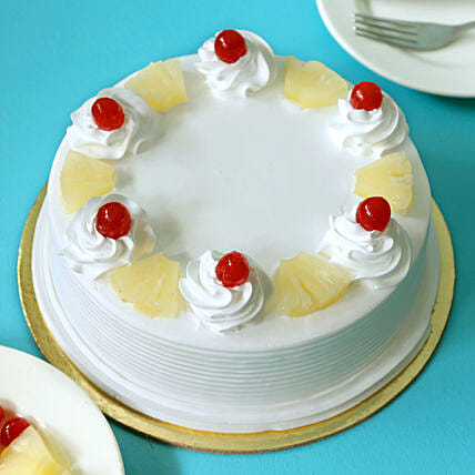 Pineapple Cake: Gifts for Teachers Day