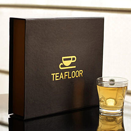Platinum Tea Collection Gift Box: Birthday Gift Hampers