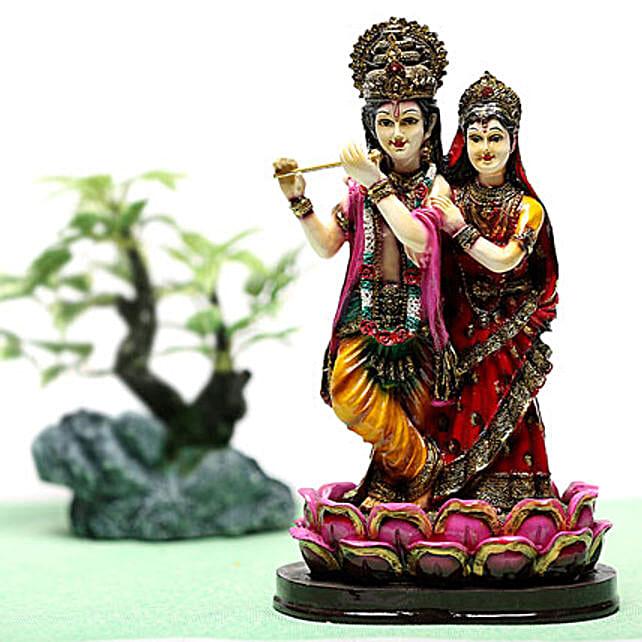 Radha Krishan Idol