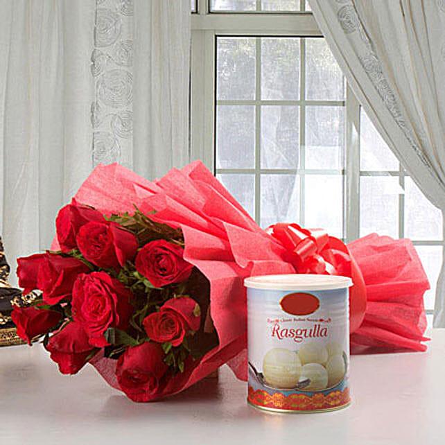 Roses Glory: Flower N Sweets
