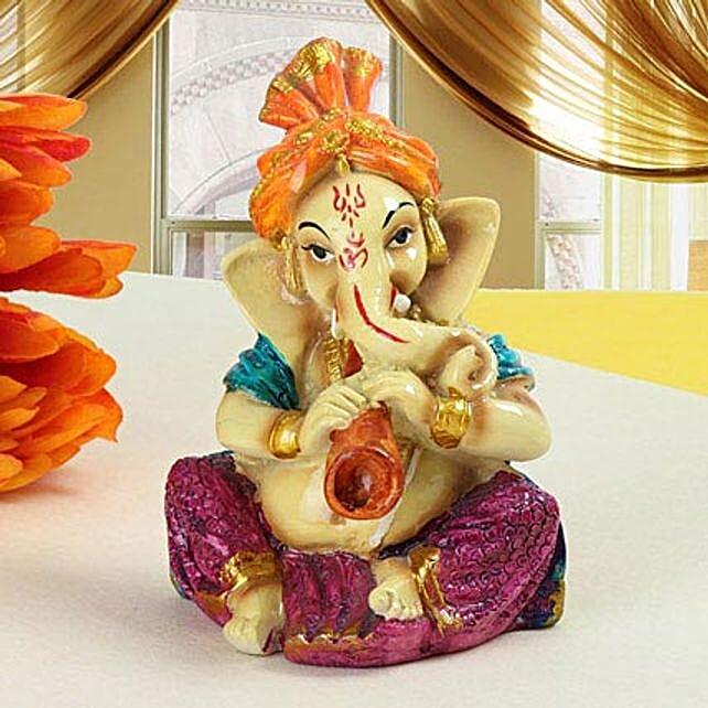 Shehnai Ganesha: Ganesh Chaturthi Gifts