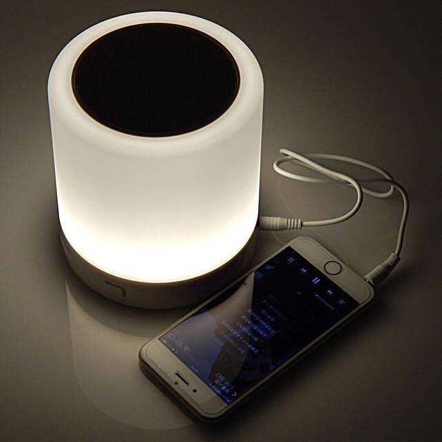 Smart Light Wireless Bluetooth Speaker