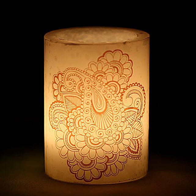 Solemn Radiance: Send Candles