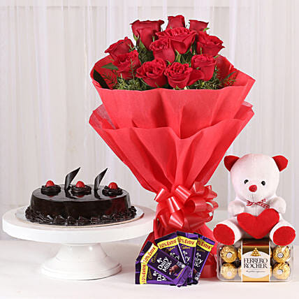 Some One Special: Send Flowers and Chocolates