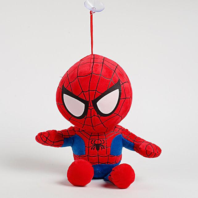 Spiderman Soft Toy: Children's Day Gifts