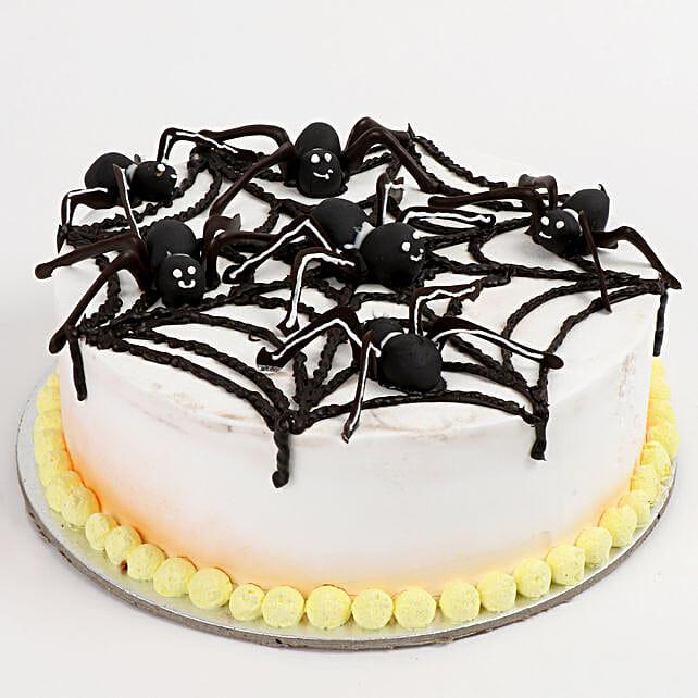 Spooky Spider Cake: Send Designer Cakes