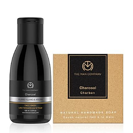 The Man Company Charcoal Charcoal Refresher: Wedding Gift Hampers
