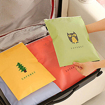 Travel Storage Bags: Funny Gifts