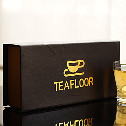 Trinity Tea Collection Gift Box: Gift Hampers for Mother's Day
