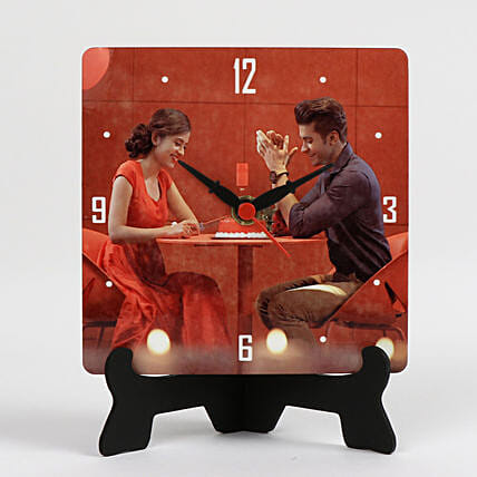Unique Personalized Table Clock: Clocks