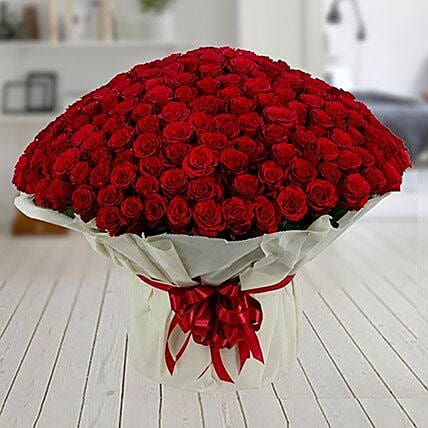 500 Red Roses Premium Bouquet: Gift Ideas