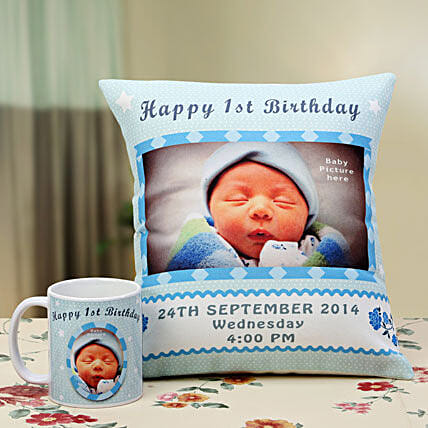 Angelic Dreams Personalized Combo: Personalised Gifts Combos