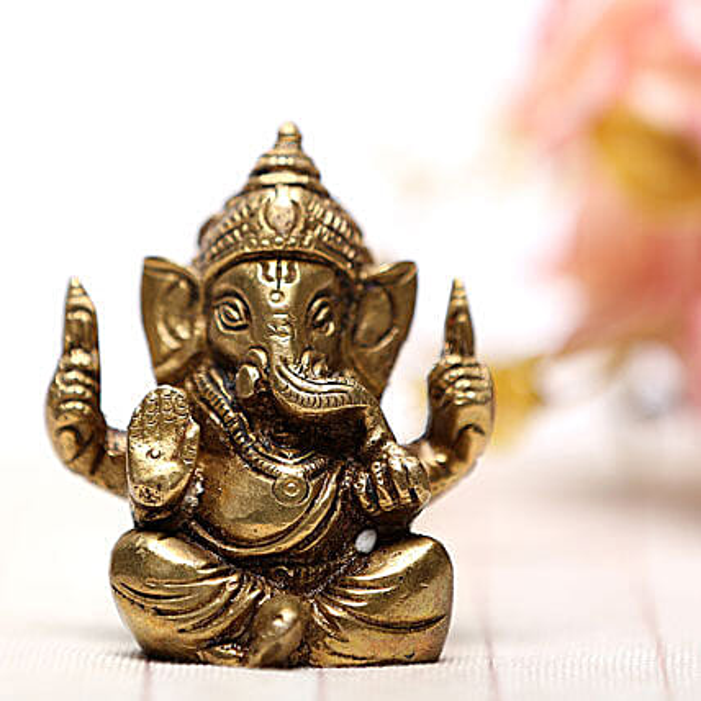 Blessing Of Ganesha: