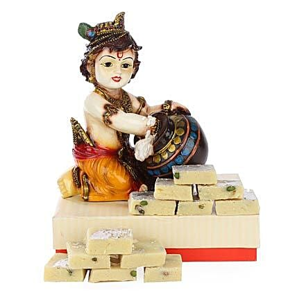 Blissful Bal Krishna: Home Decor