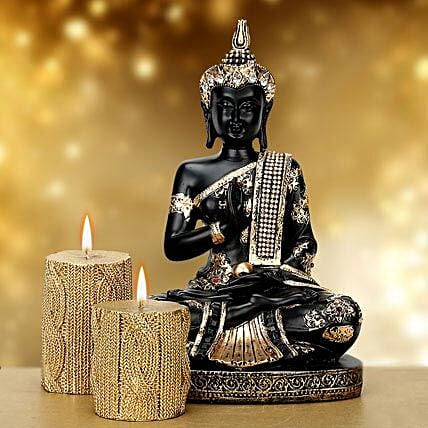 Blissful Buddha: New Year Gifts for Boss