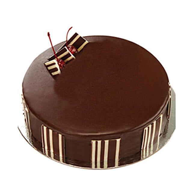 Chocolate Delight Cake 5 Star Bakery: Send Cake to Kalyan Dombivali