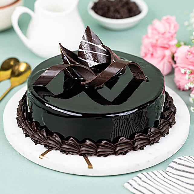 Chocolaty Truffle Cake: Truffle Cakes
