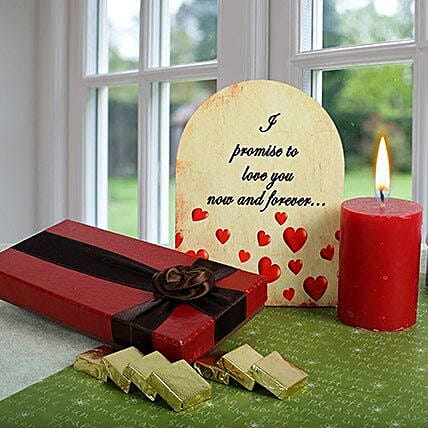 Express Your Love Combo: Send Candles