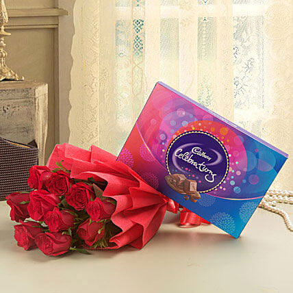Flowery Celebrations: Diwali Gifts for Sister