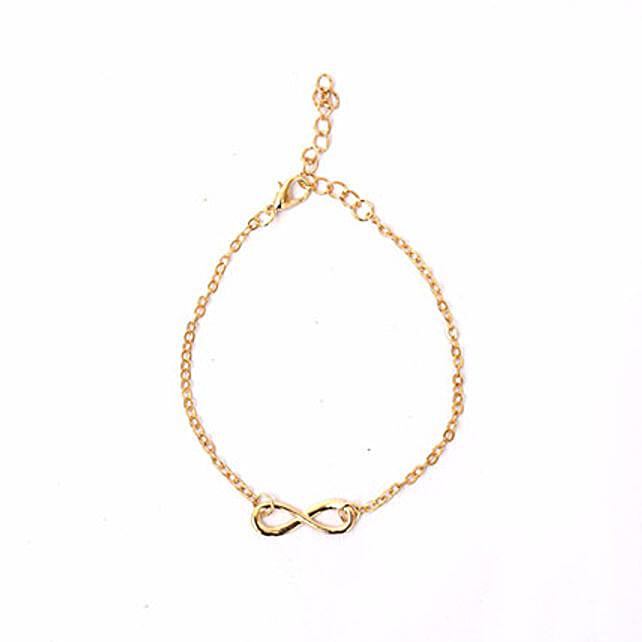 Infinity Bracelet: Jewellery Gifts