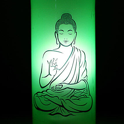 Lord Buddha Lamp: Buddha Collection