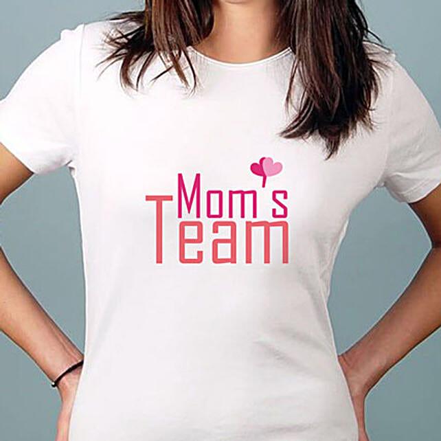 Mom Display Pride: Apparel Gifts