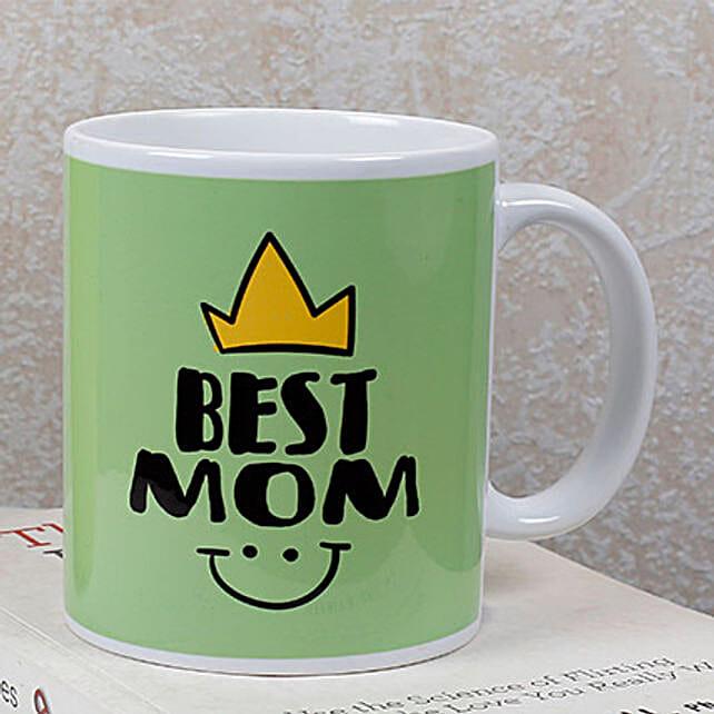 Mom is Best Mug: Gift For Mom
