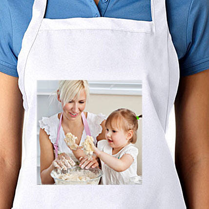 Personalized Apron For Mother: Aprons
