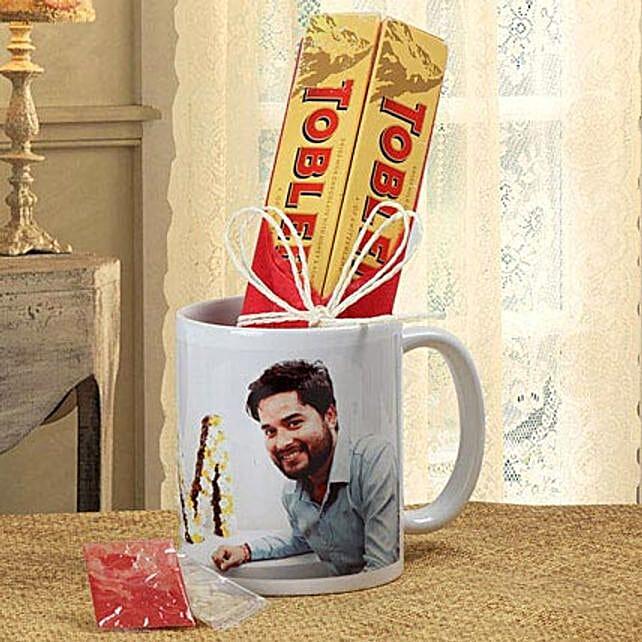 Personalized Bhaidooj Hamper: Combo Gifts