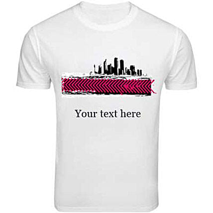 Personalized Funky T shirt: Personalised T Shirts
