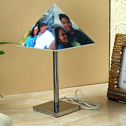 Personalized Incredible Lamp: Show Pieces