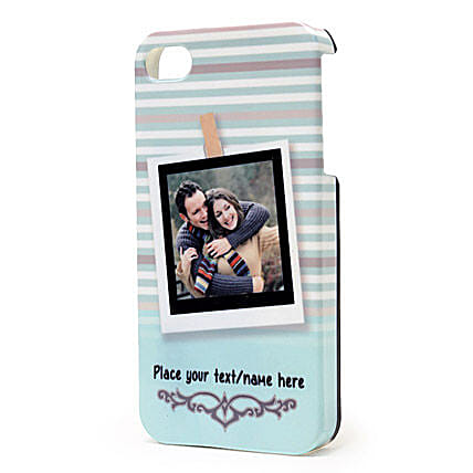Personalized iPhone Photo Cover: Personalised Back Covers