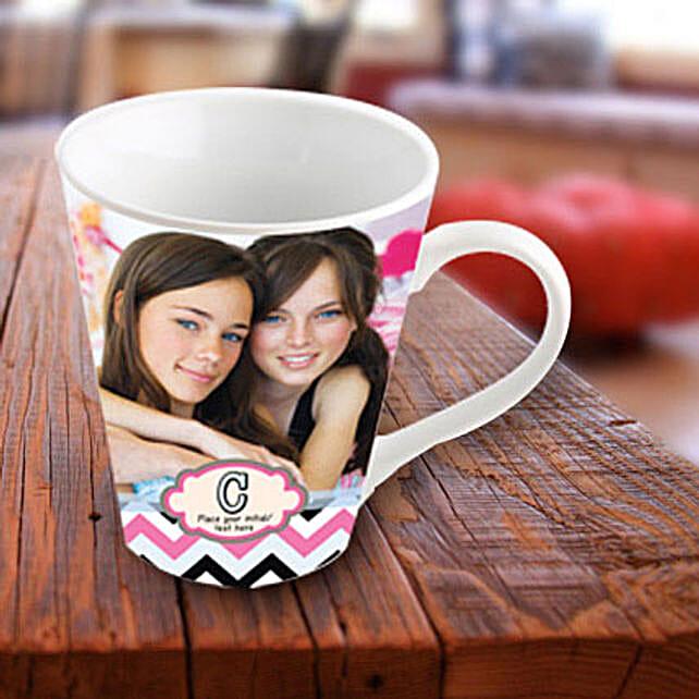 Picture Perfect Personalized Mug: Personalised Mugs Mumbai