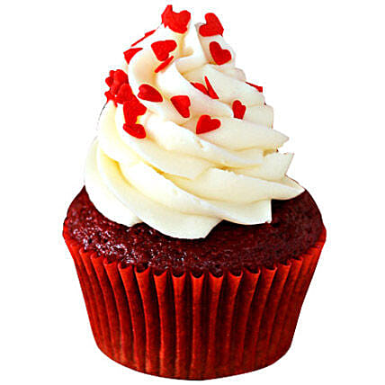 Red Velvet Cupcakes: New Year Cakes to Noida