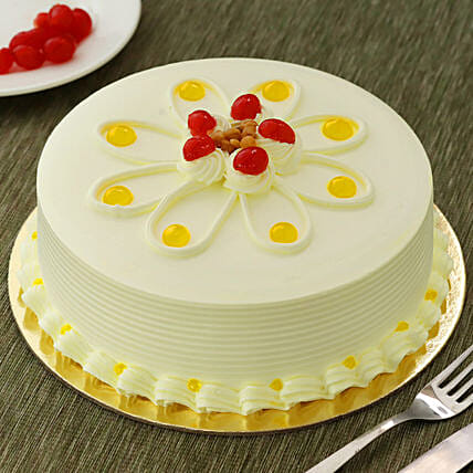 Butterscotch Cake: New Year Cakes to Noida
