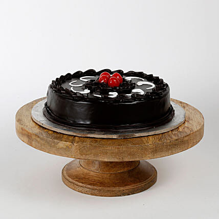 Chocolate Truffle Cake: Send Bhai Dooj Gifts to Dehradun